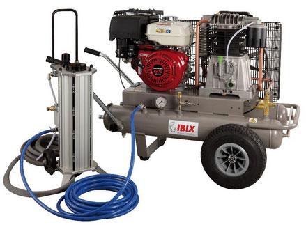 A90 Portable Compressor