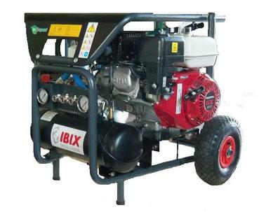 IB2 Trolley Petrol Compressor